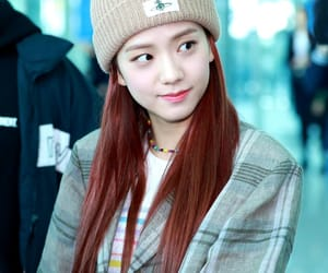 kpop, blackpink, and kim jisoo image