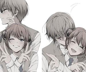 gintama, kagura, and cute image