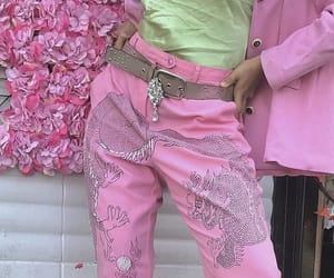 aesthetic, pink, and alternative image