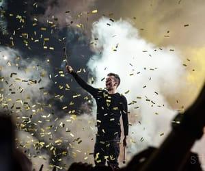 band, bands, and music image