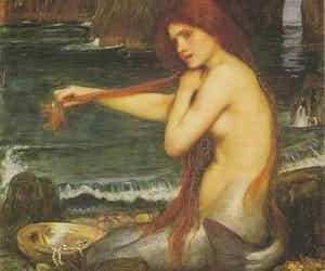 article, fantasy, and mermaids image