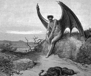gustave dore and lucifer image
