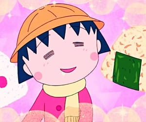 anime, cartoons, and chibi marukochan image