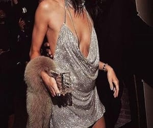 celebrities, fashion, and fur image