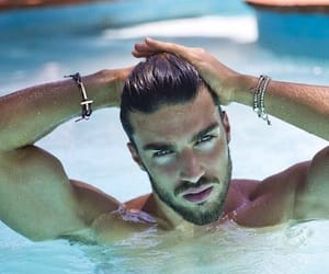 model, boy, and mariano di vaio image