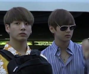 aesthetic, couple, and jeon jeongguk image