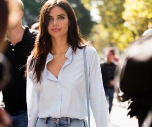 sara sampaio and fashion image