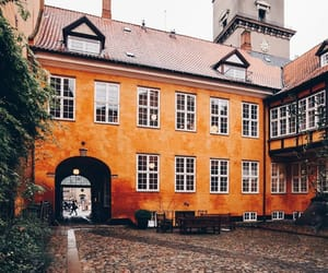 architecture, colors, and denmark image