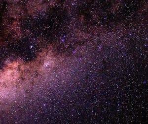 stars, wallpaper, and galaxy image