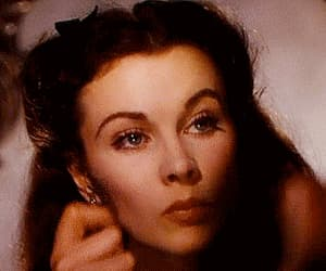 film, gif, and Gone with the Wind image