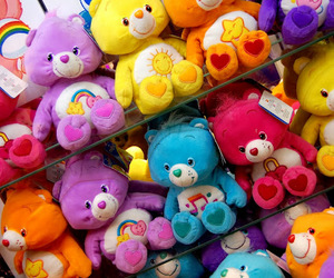 care bears and photography image