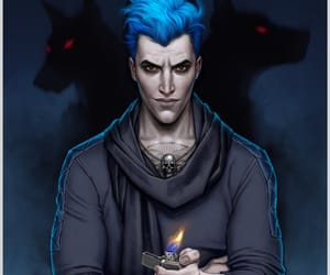 character, hades, and portrait image