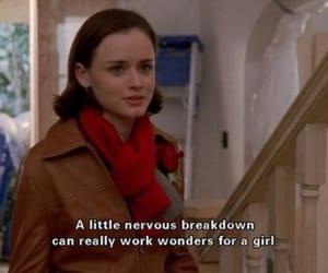 quotes, gilmore girls, and funny image