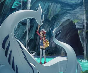 crystal, game, and pokemon adventures image