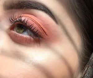 article, girl, and eyebrows image