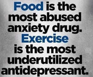 food, exercise, and fitness image