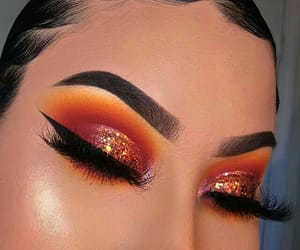 makeup, beauty, and beautiful image