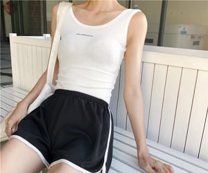 clothes, korean, and outfit image