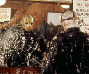 friday the 13th, horror, and jason voorhees image