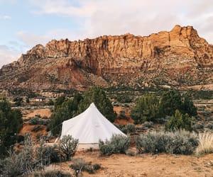arizona, camp, and camping image