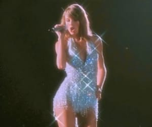 Taylor Swift, 1989, and concert image