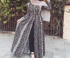 fashion, hijab, and inspiration image