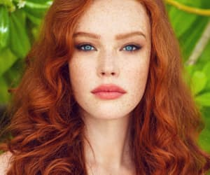 freckles, ginger, and redhead image