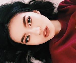 makeup, asian, and beautiful image