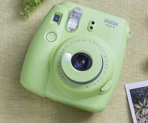 aesthetic, instax, and colors image
