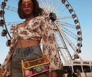 coachella, fashion, and indie image