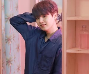 k-pop, min yoongi, and bts image
