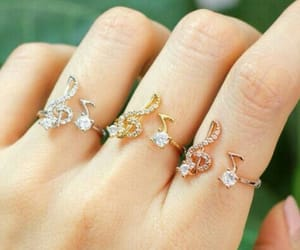 diamond, gold, and jewelries image