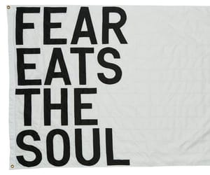fear, quotes, and soul image