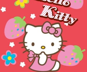 hello kitty, hintergrundbilder, and wallpaper image