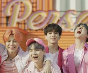 bts and boy with luv image