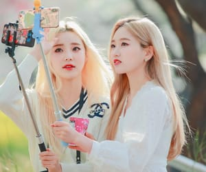 jinsoul, loona, and go won image