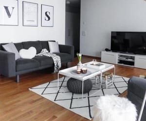 apartment, decor, and decoration image