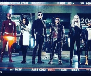 vibe, the flash, and iris west image