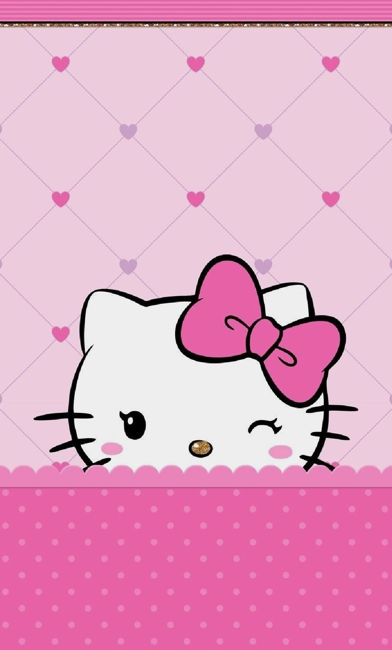 Images About Hello Kitty Wallpaper On We Heart It