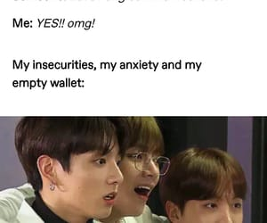 bts, tumblr funny, and kpop memes image