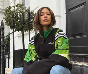 adidas, outfit, and beauty image