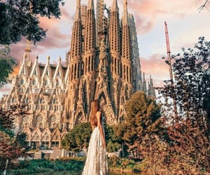 Barcelona, travel, and destino image