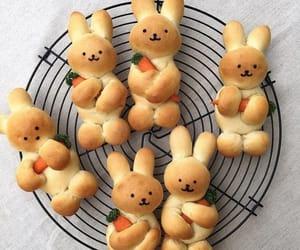 food, bunnies, and rabbits image