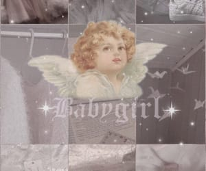 90s, aesthetic, and angel image