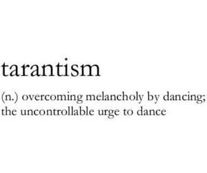 dance, dancing, and definition image