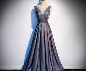 dresses, simple dress, and grad dress image