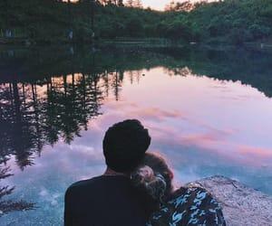 beautiful, cuddling, and goals image