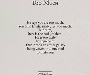too much, an entire galaxy, and the real problem image