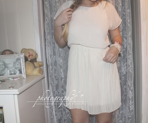 beige, girl, and new image