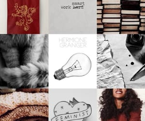 aesthetic, hermione granger, and series image